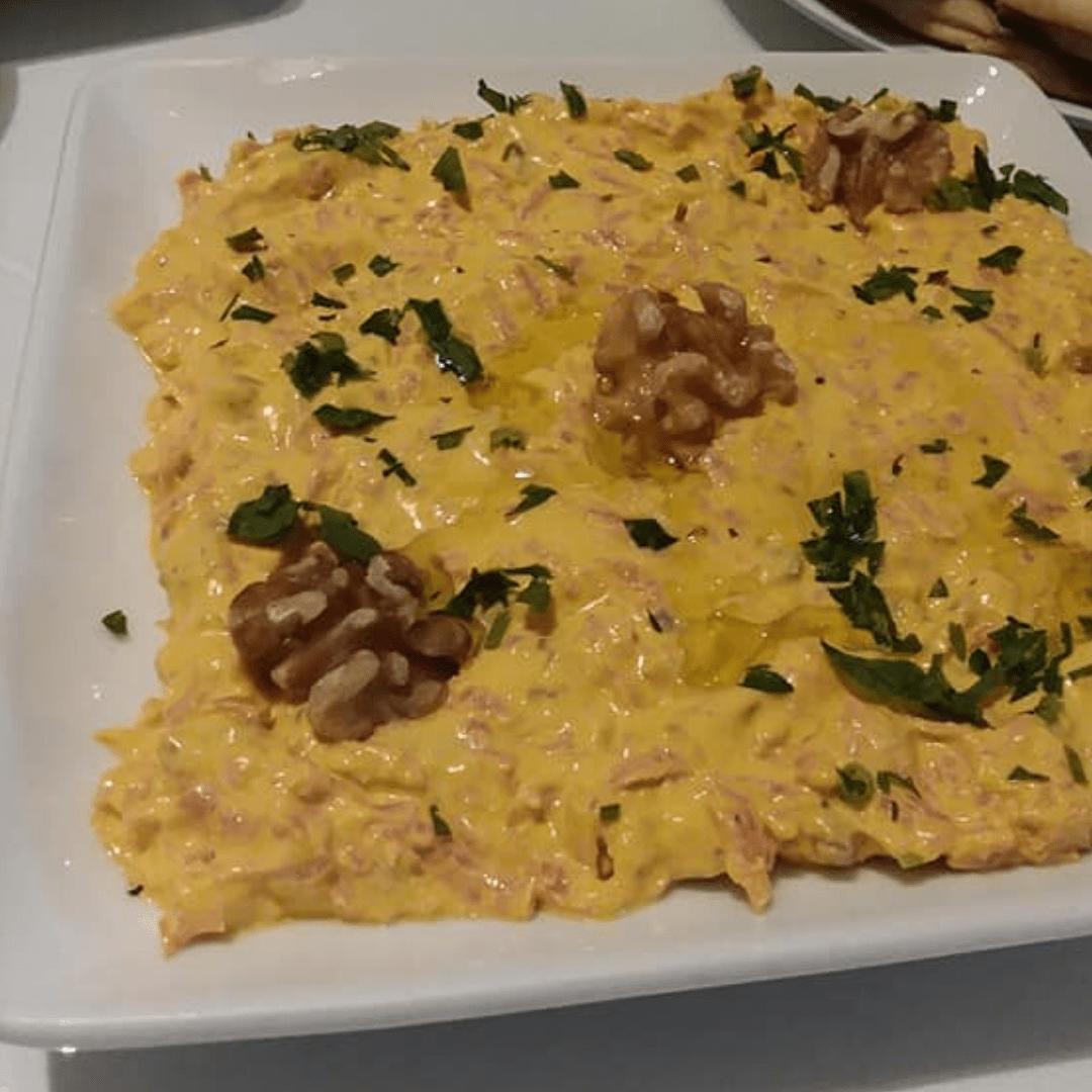 Carrot Tarator Recipe (Turkish Carrot Dip)