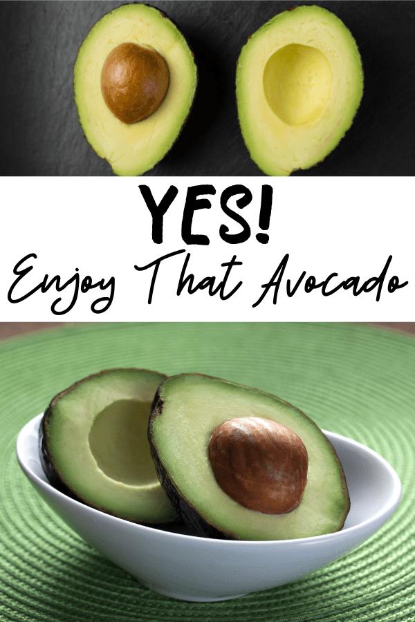 avocados are healthy