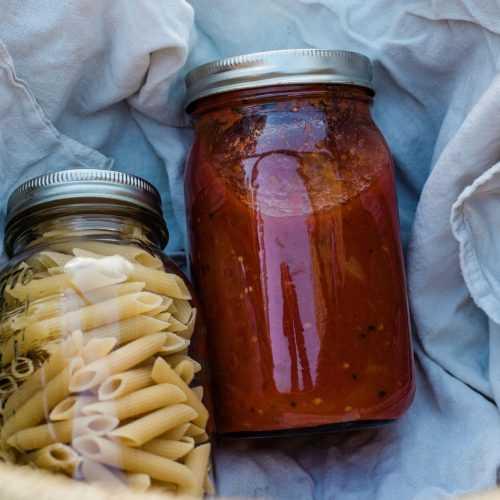 Healthy Tomato Sauce Recipe