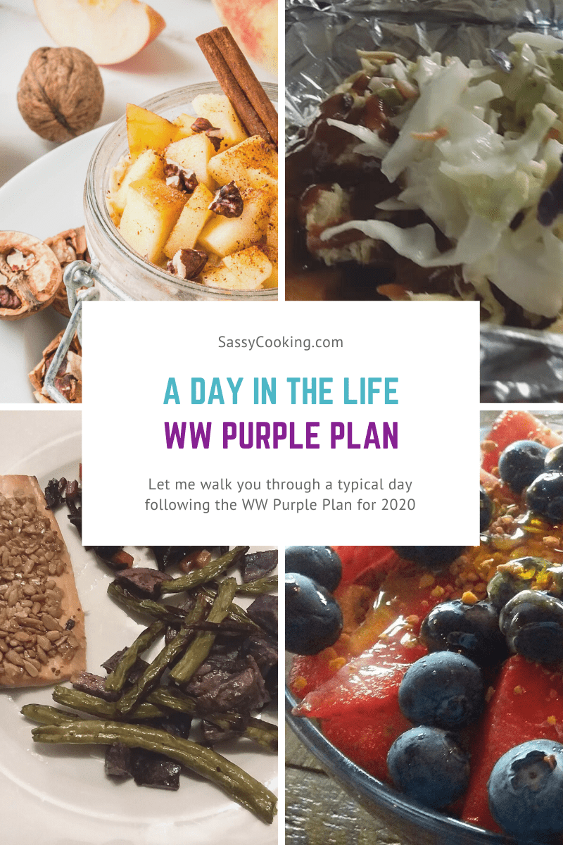 A Day In The Life of the myWW Purple Plan