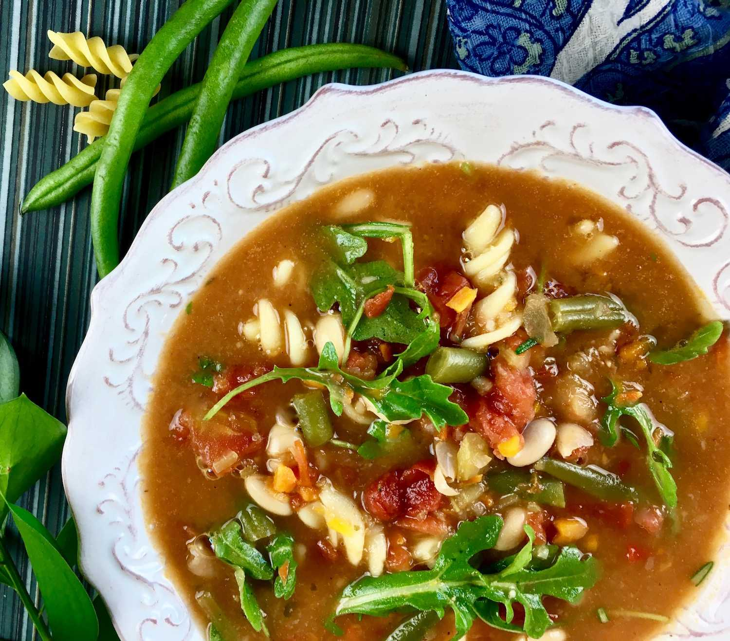 Best Minestrone Soup Recipe for myWW