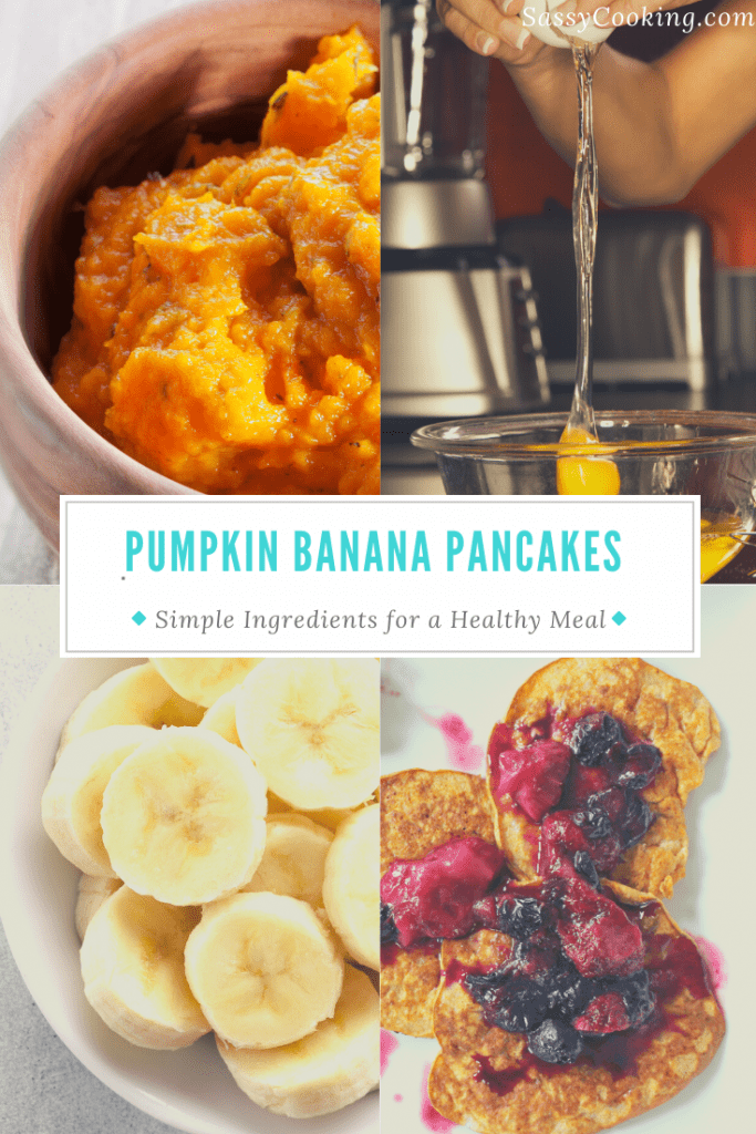 Easy WW Breakfast Recipe Pumpkin Banana Pancakes