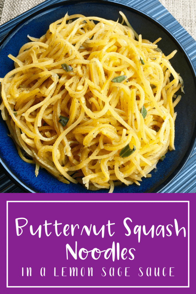 ww blue plan butternut squash noodle recipe ww purple plan ww green plan