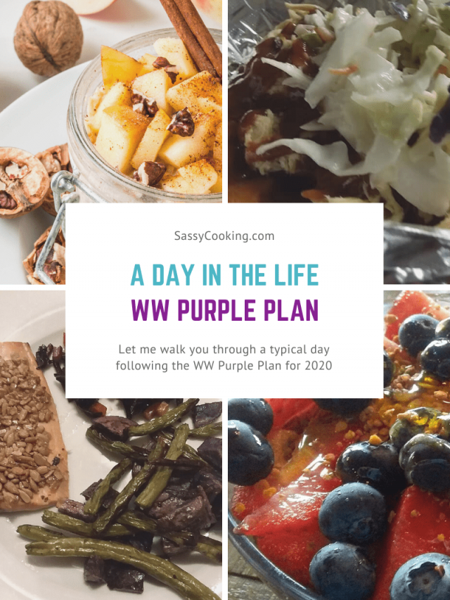 Day in the life of MyWW Purple Plan