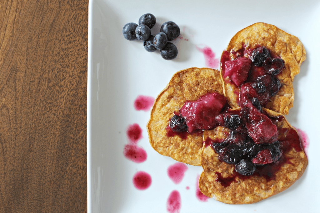 ww easy breakfast pancake recipe