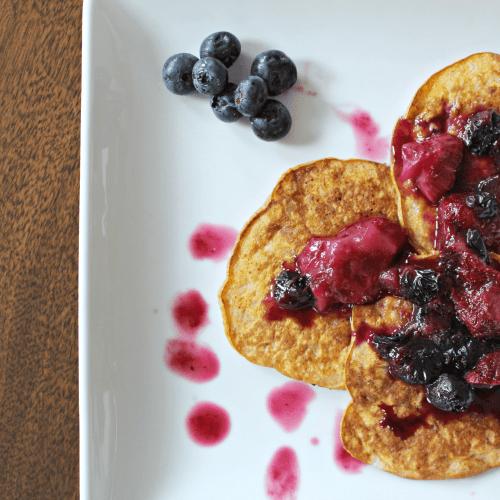 ww easy breakfast pancake recipe