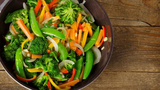 Easy myWW Broccoli Stir Fry Recipe
