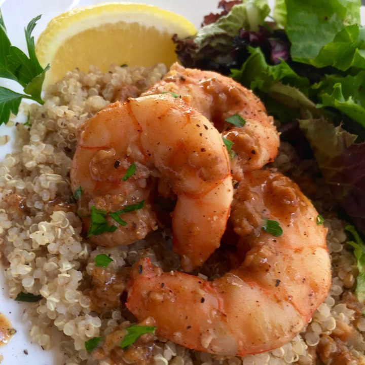 Garlic Lemon Jumbo Shrimp