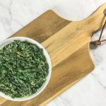 low carb creamed spinach recipe